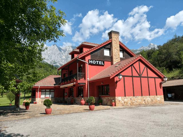El Jisu, Hotel en Liebana y Picos de Europa